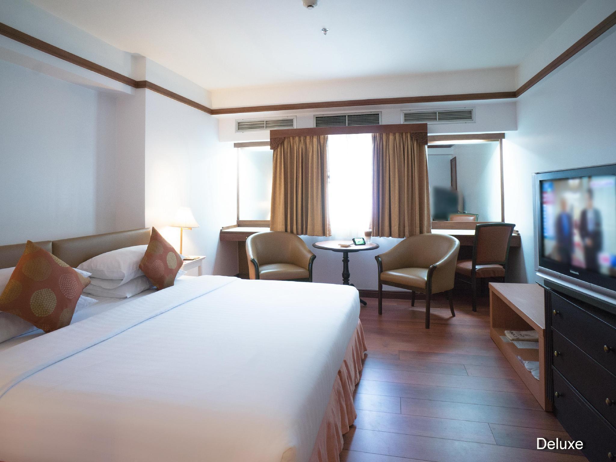 Silom City Hotel โรงแรมสีลม ซิตี้