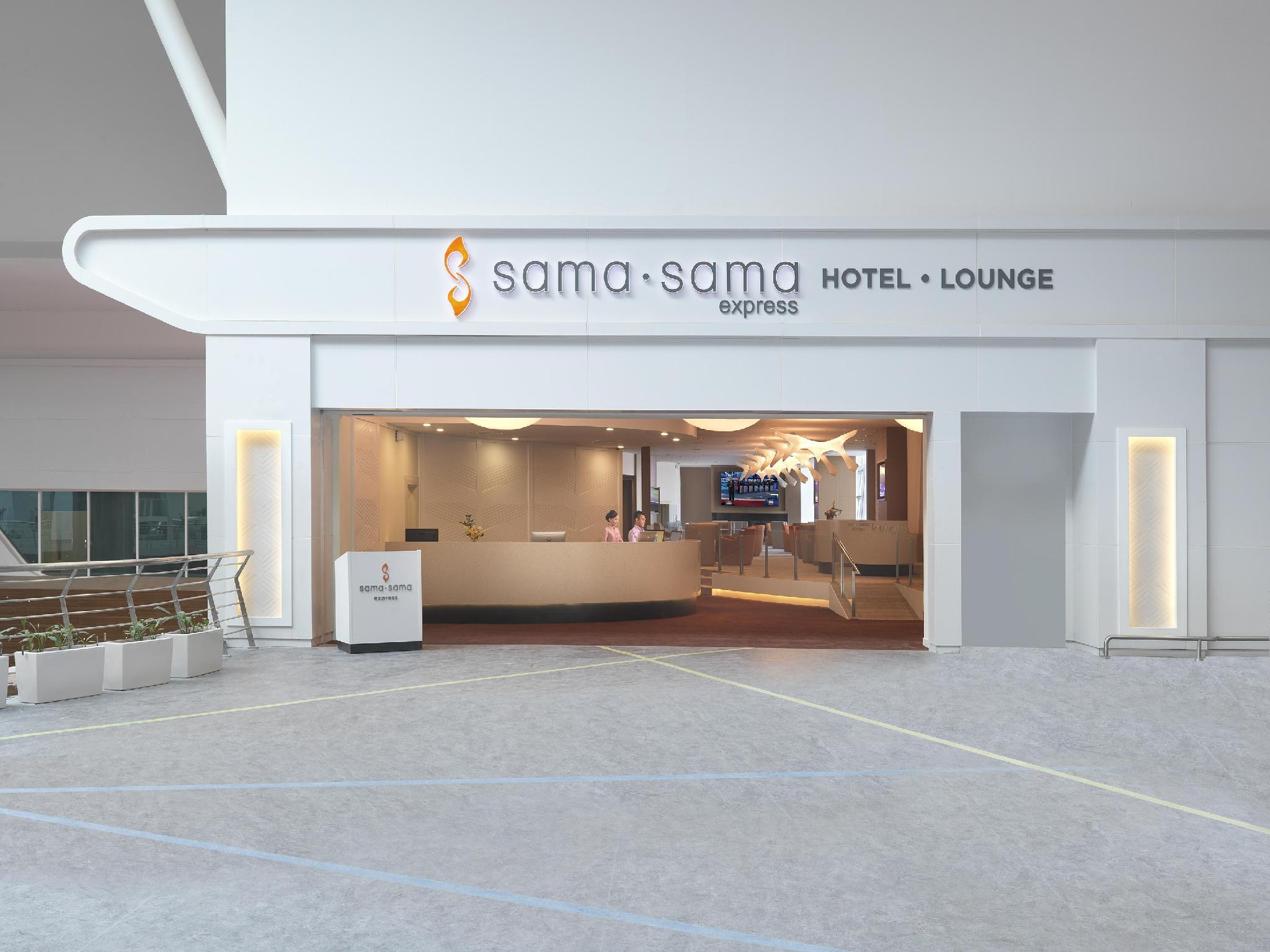 Sama Sama Express Klia2  Airside Transit Hotel