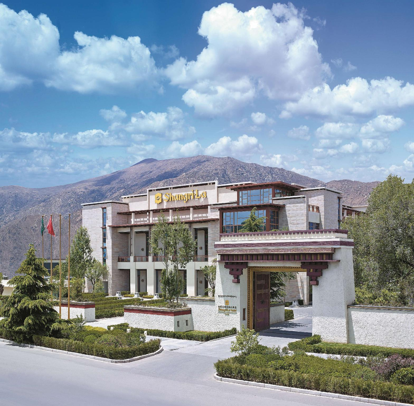 Shangri La Hotel Lhasa