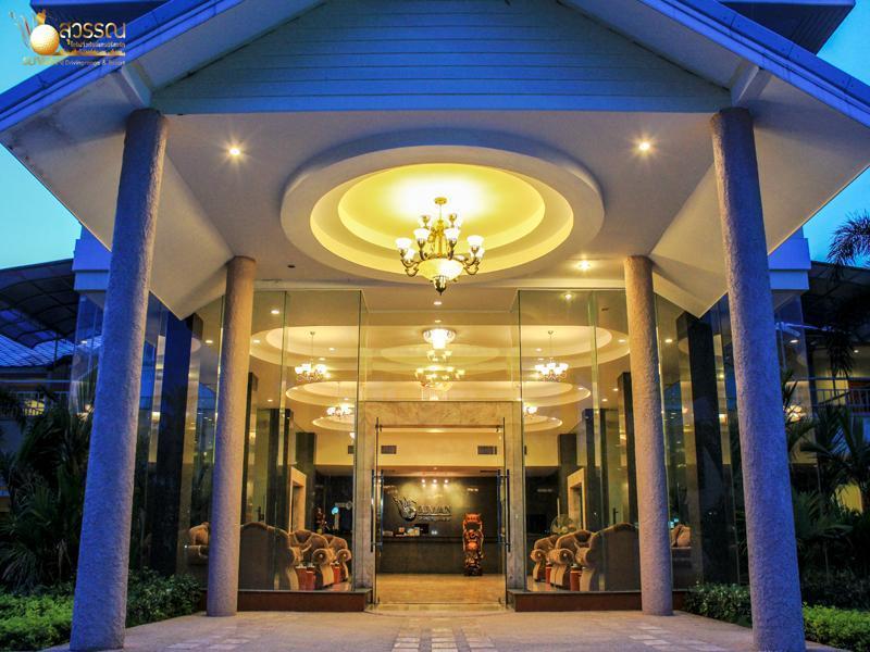 Suwan Driving Range and Resort สุวรรณ ไดร์ฟวิ่งเร้นจ์ แอนด์ รีสอร์ท