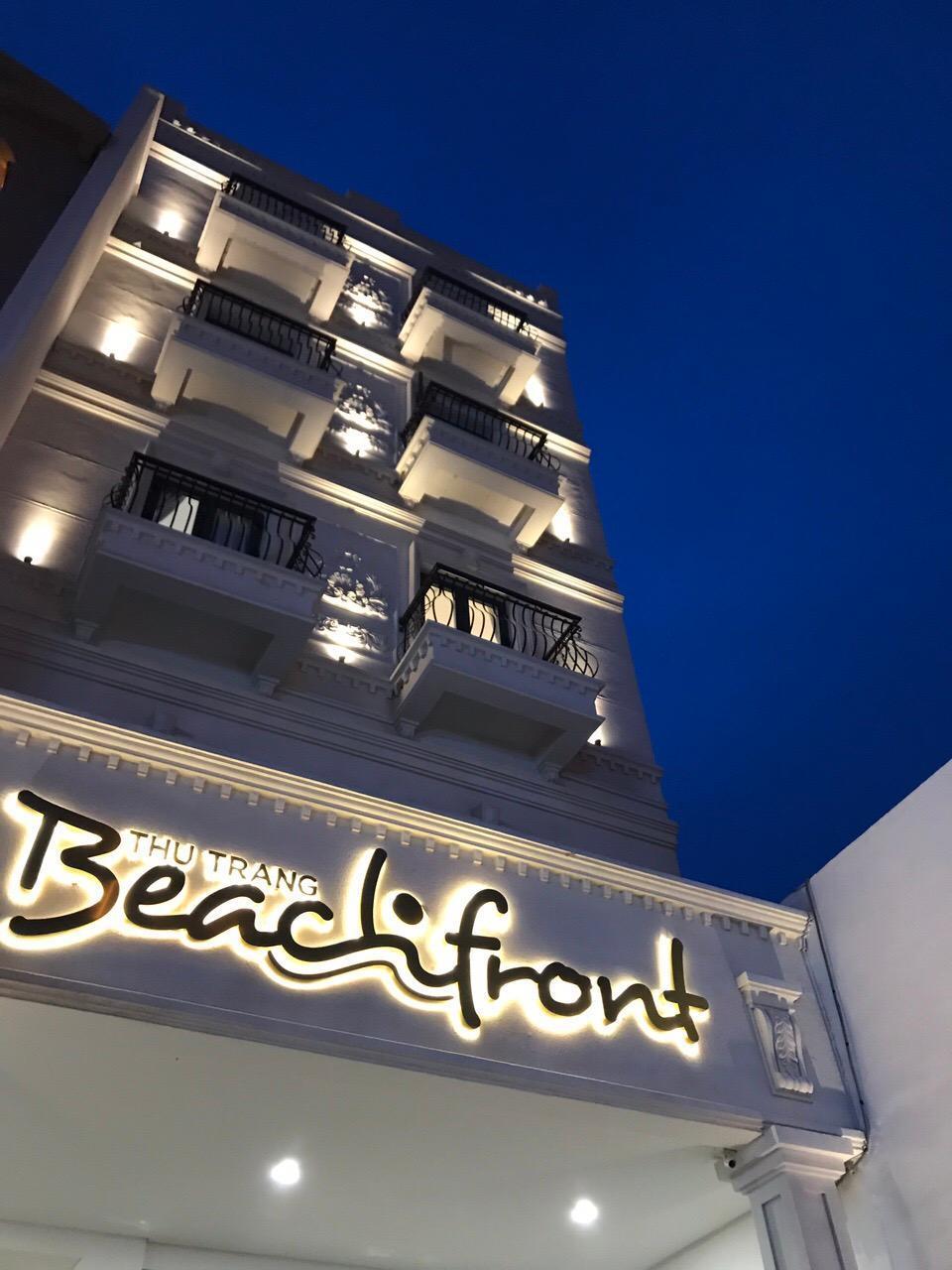 Thu Trang Beachfront Hotel