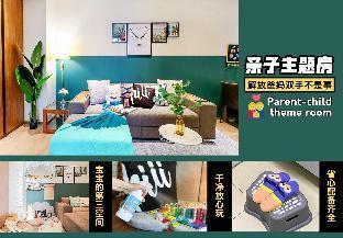 [スクンビット]アパートメント(55m2)| 2ベッドルーム/2バスルーム 20%OFF【hiii】Rainbow2BRFreeCloudPool&Gym-BKK089