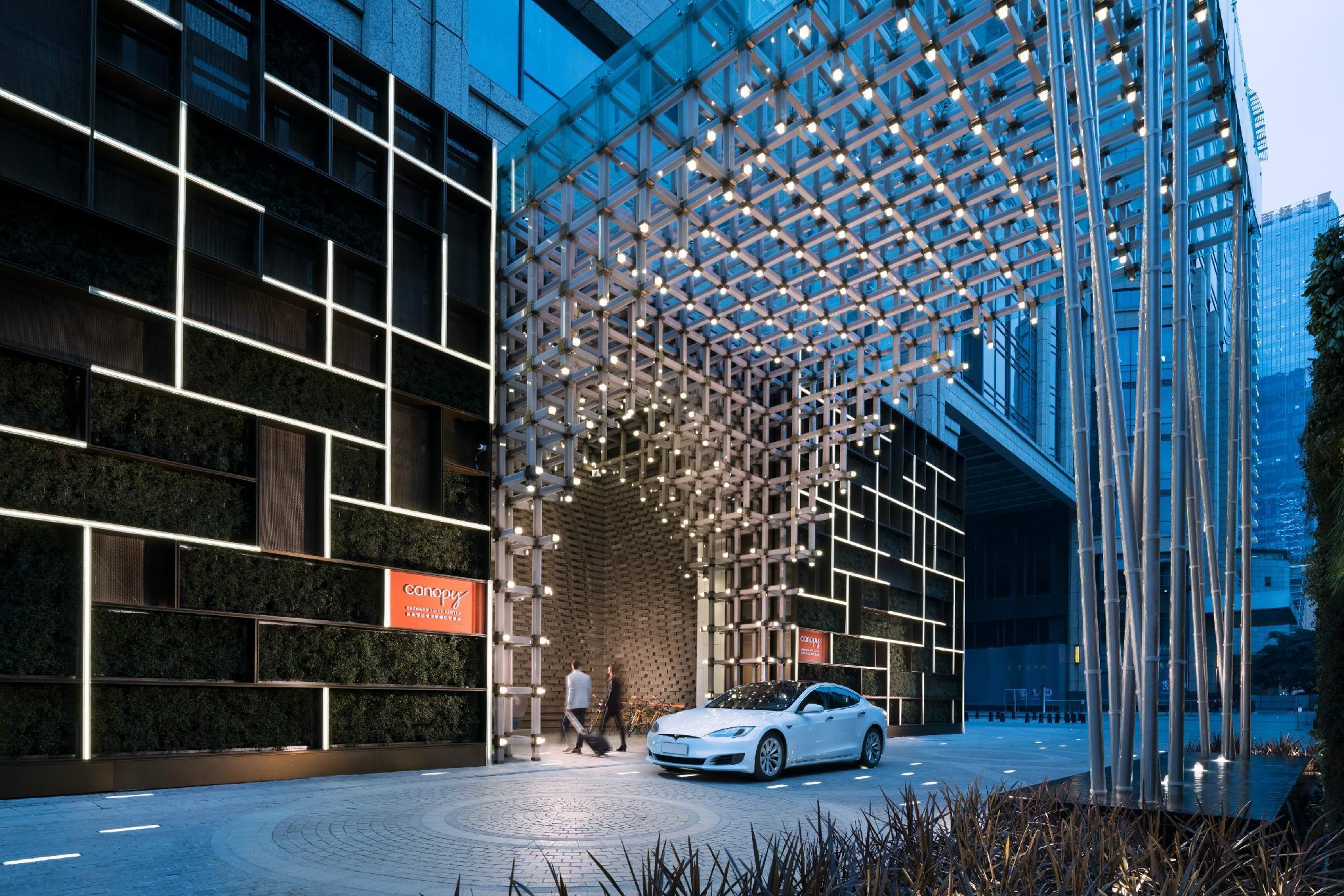Canopy By Hilton Chengdu City Centre