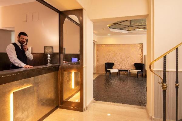 Del Corso Hotel Rome