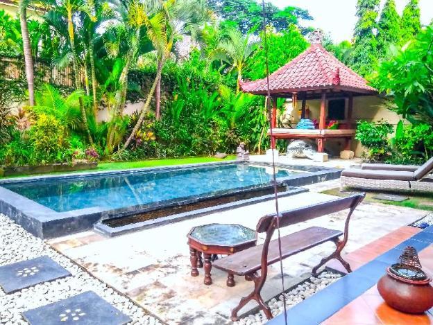 Villa Tristan Bali   Private Pool Balcony Gazebo
