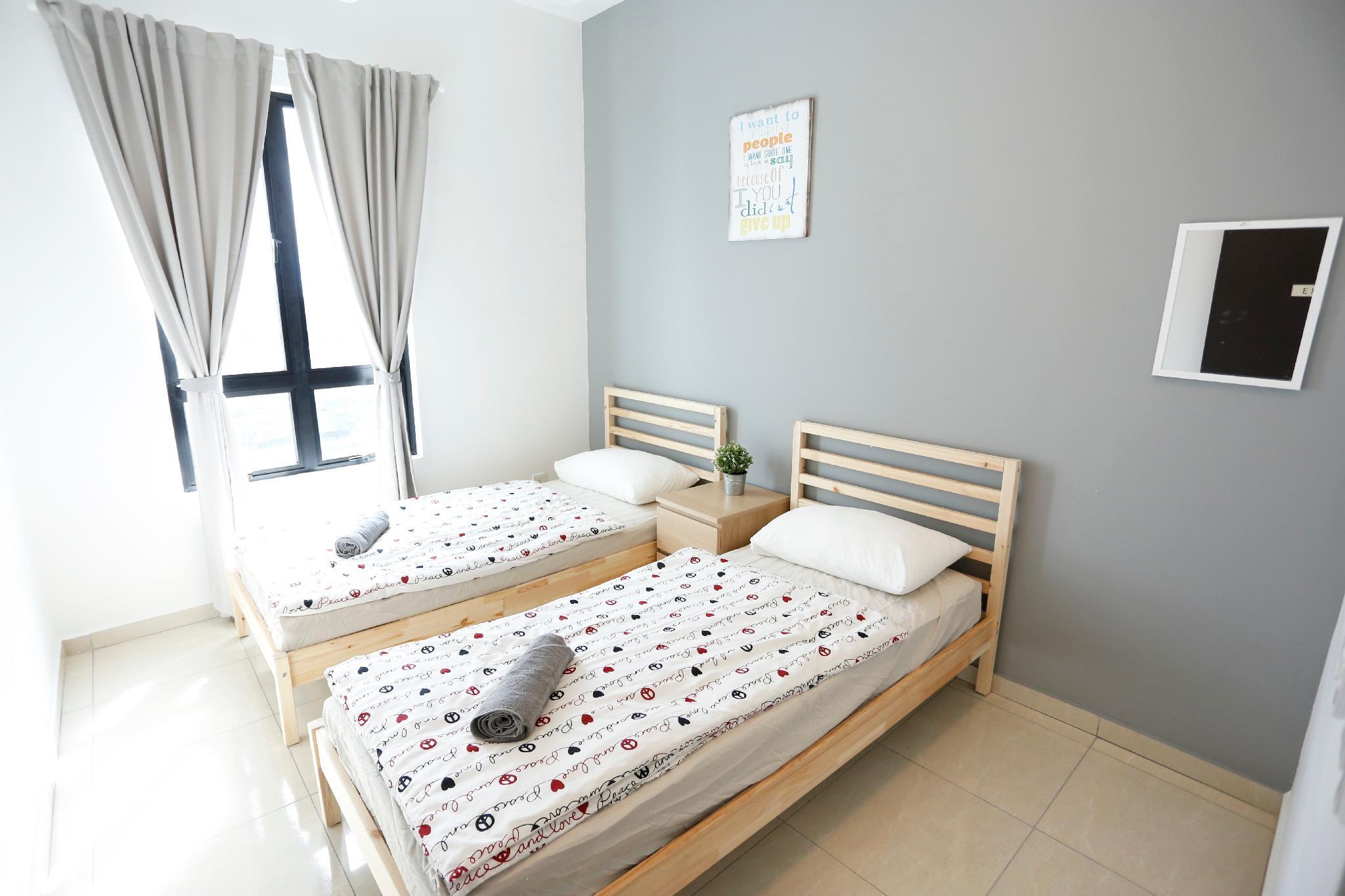 Desire Share Room At JB Busniess Vacation 1501 R3