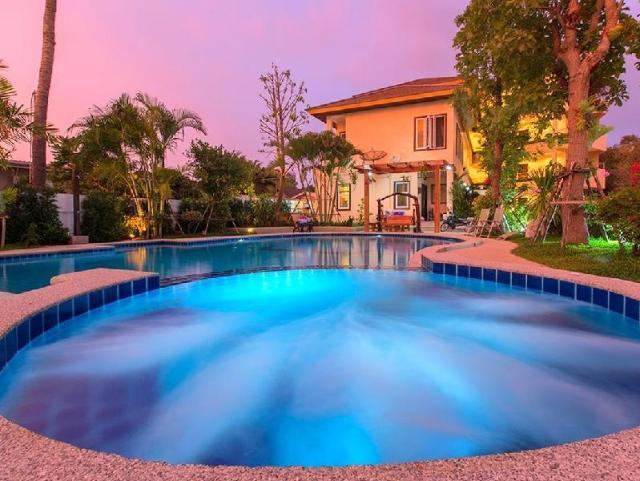บ้านน้ำปูน รีสอร์ท – Baan Nam Poon Resort