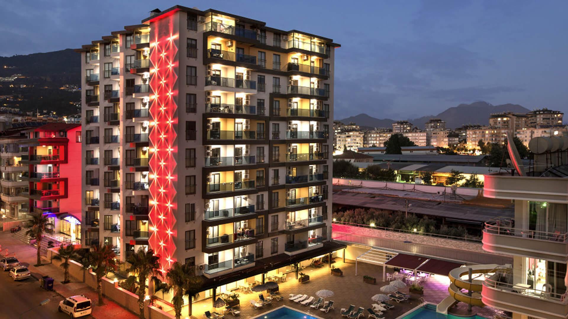 Granada City Residence 1+1