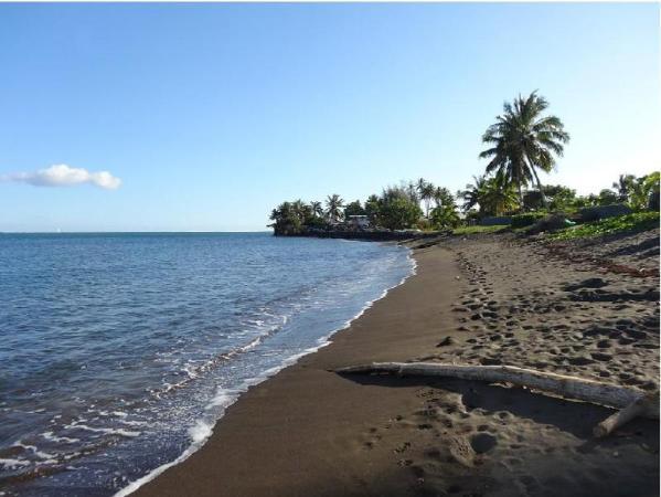 Pension Tetareva Tahiti