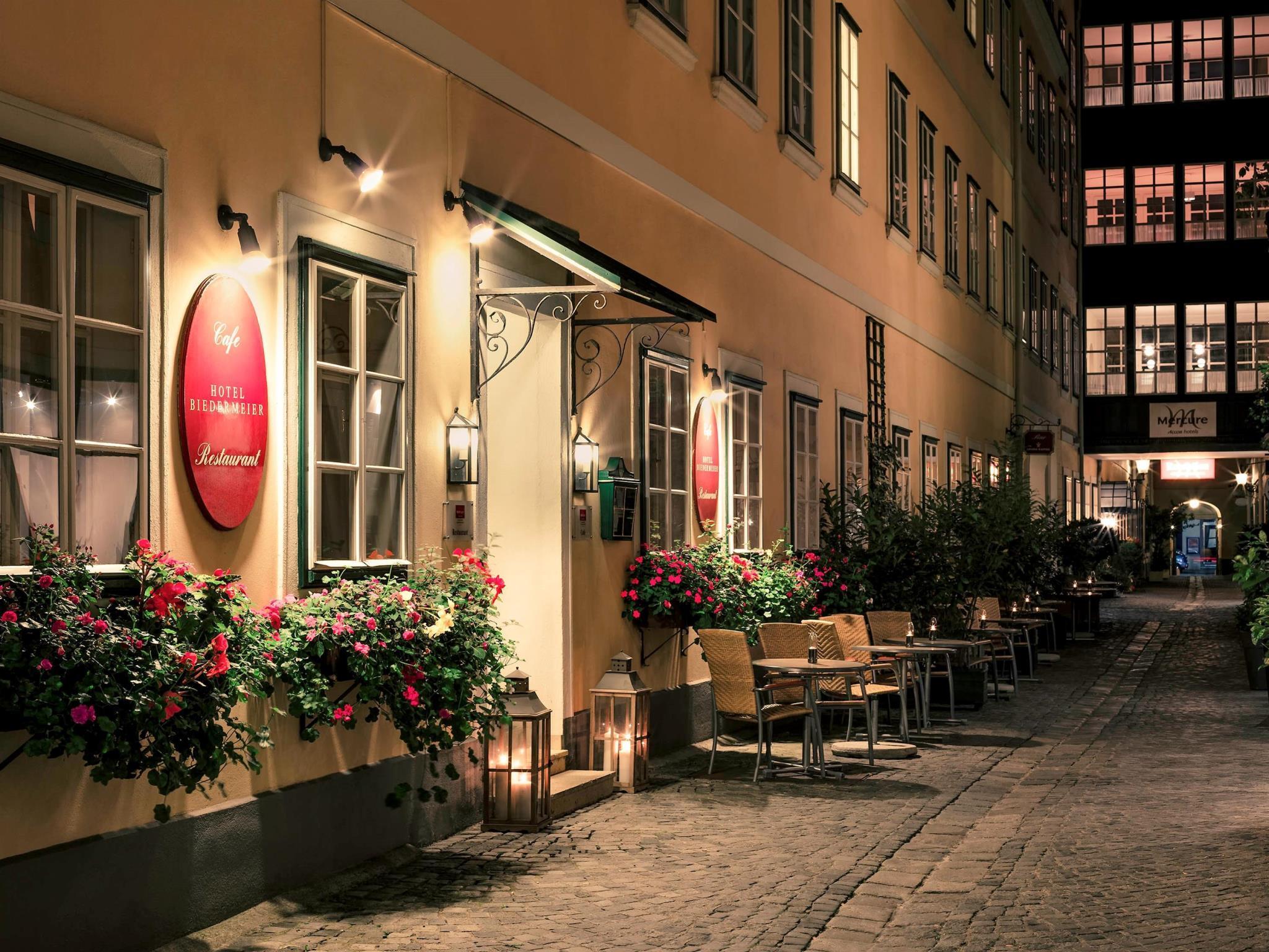 Mercure Grand Biedermeier Wien Hotel
