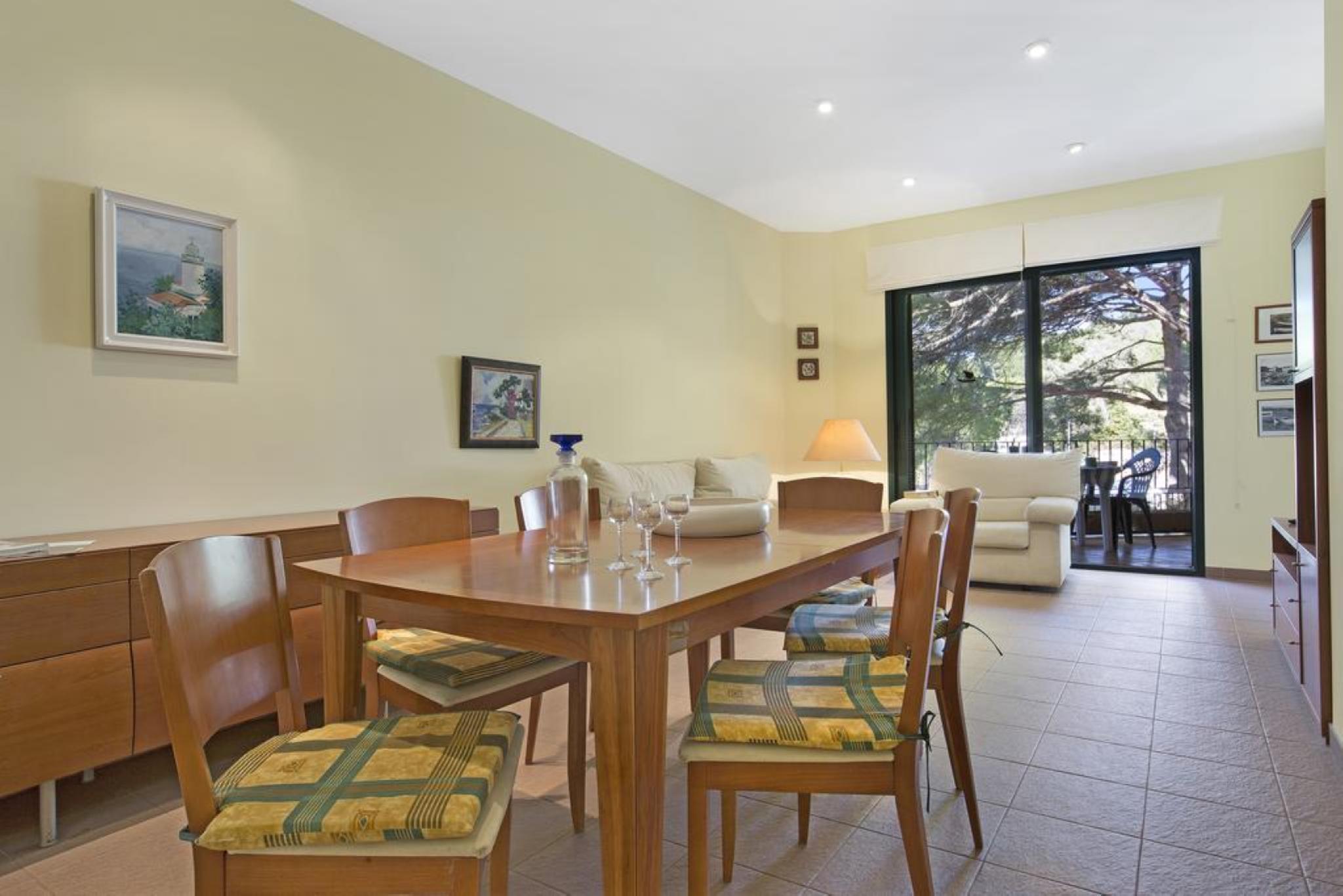 104673   Apartment In Llafranc