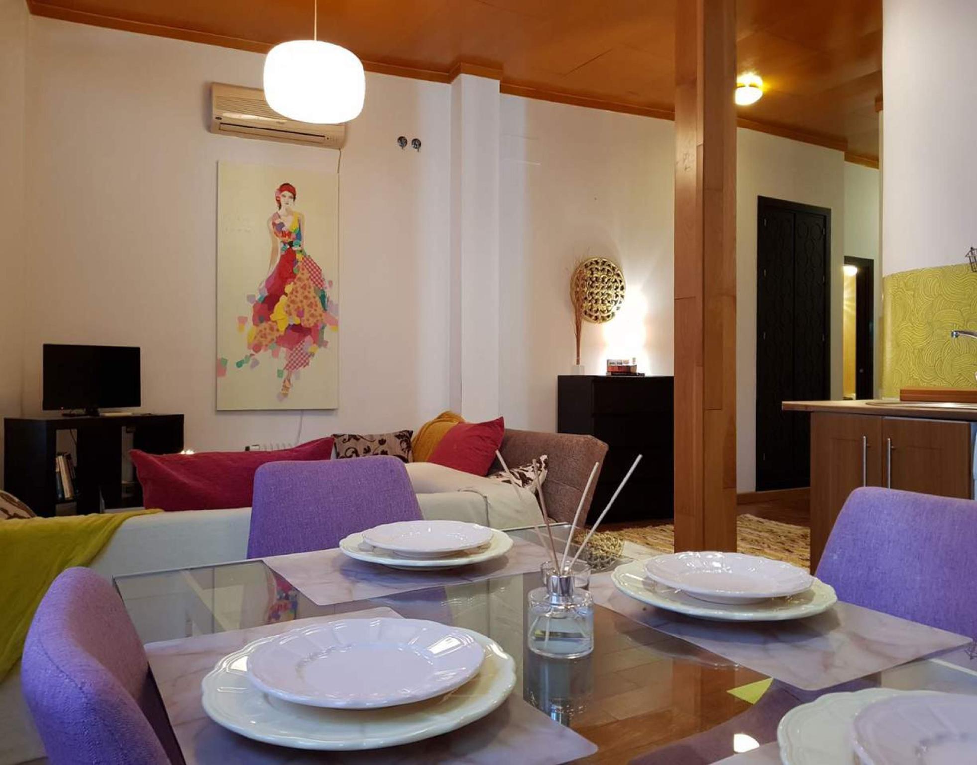 106932   Apartment In Malaga