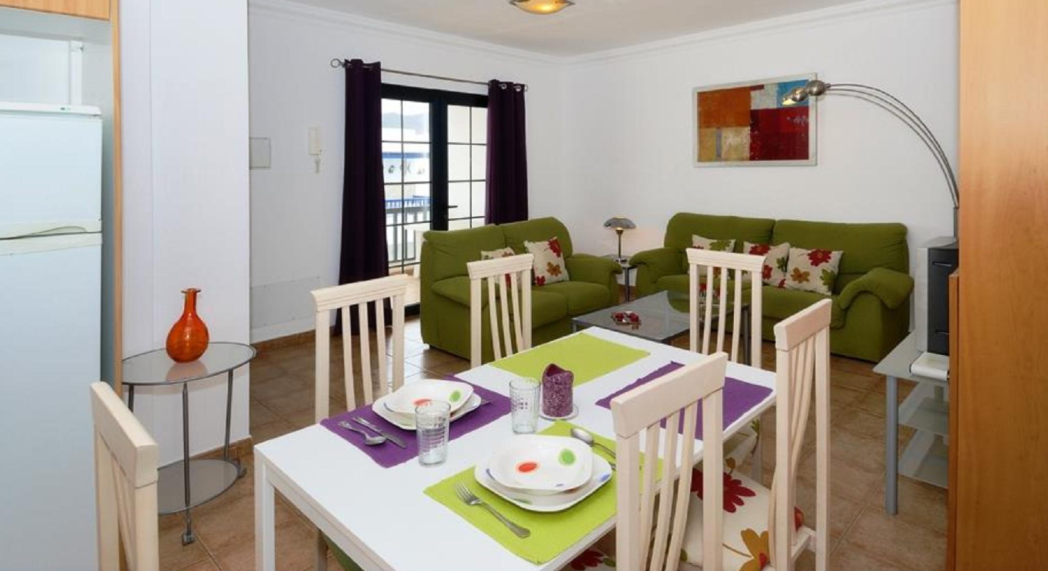 102823   Apartment In Lanzarote