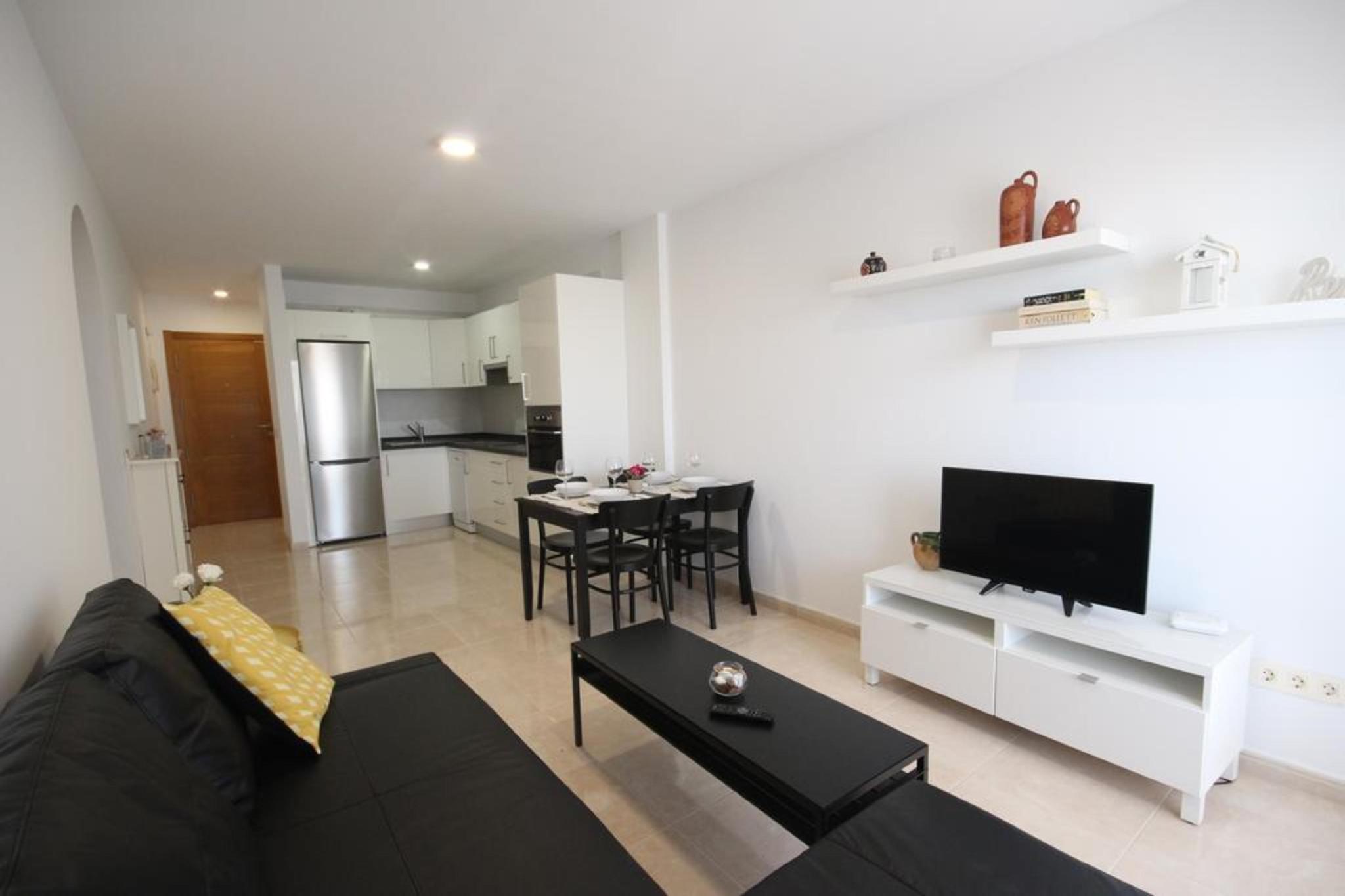 107117 - Apartment in El Medano