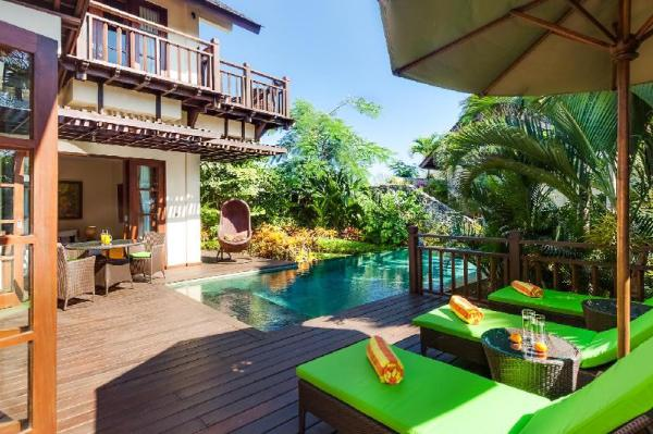 Cliffront Resort Villas Ungasan Bali