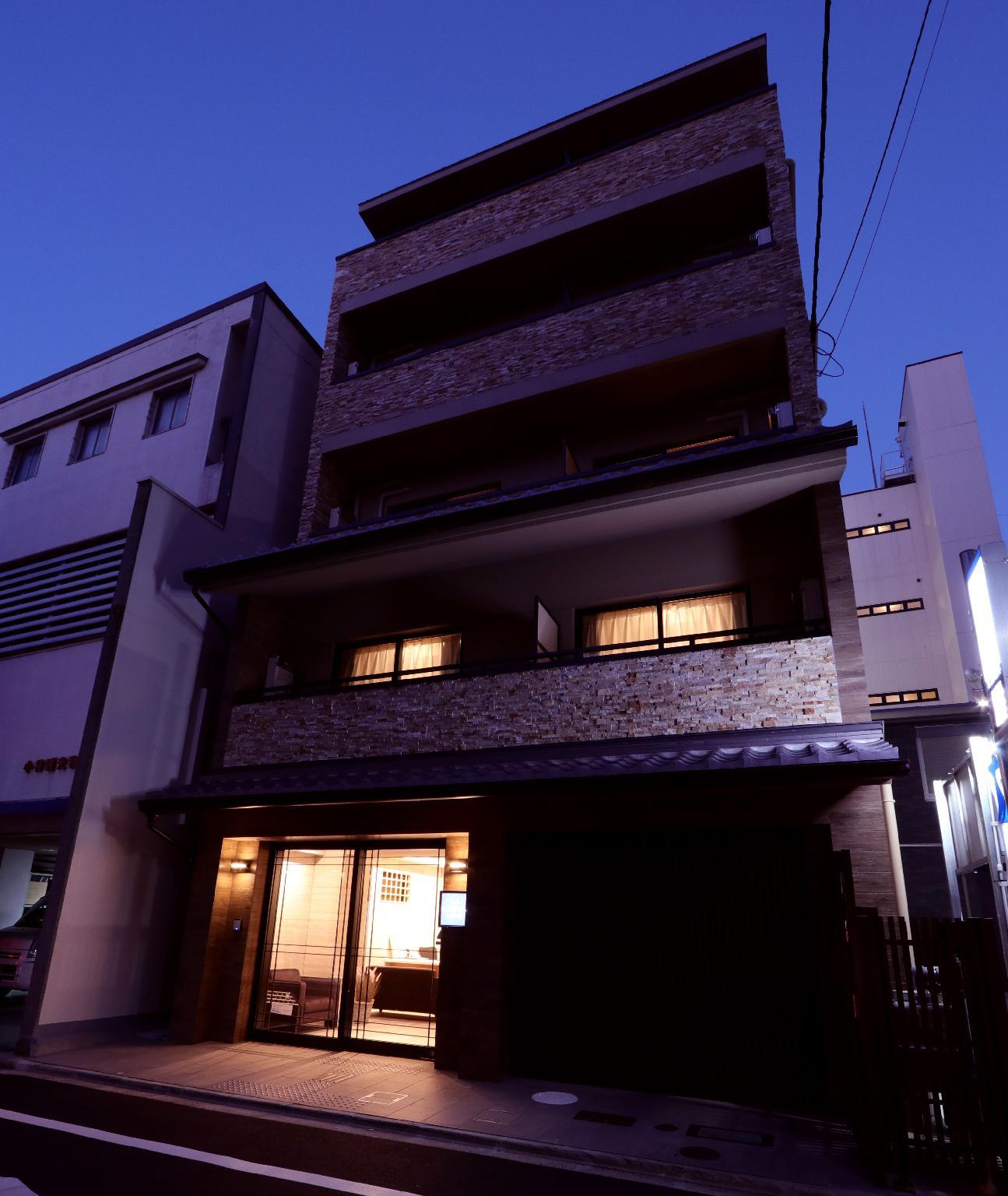 Kyoto Teramachi Matsubara Hotel Grandereverie