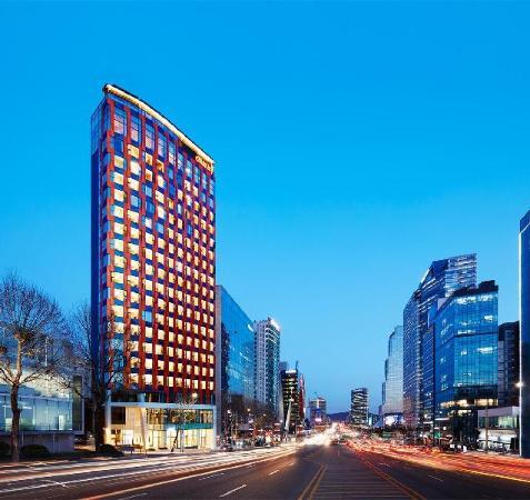 Hotel in 9 Gangnam Seoul