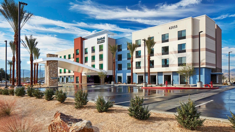 Fairfield By Marriott Inn And Suites Indio Coachella Valley