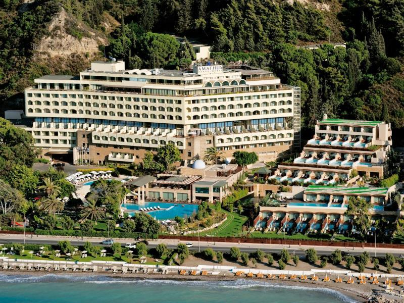 Rhodes Bay Hotel And Spa