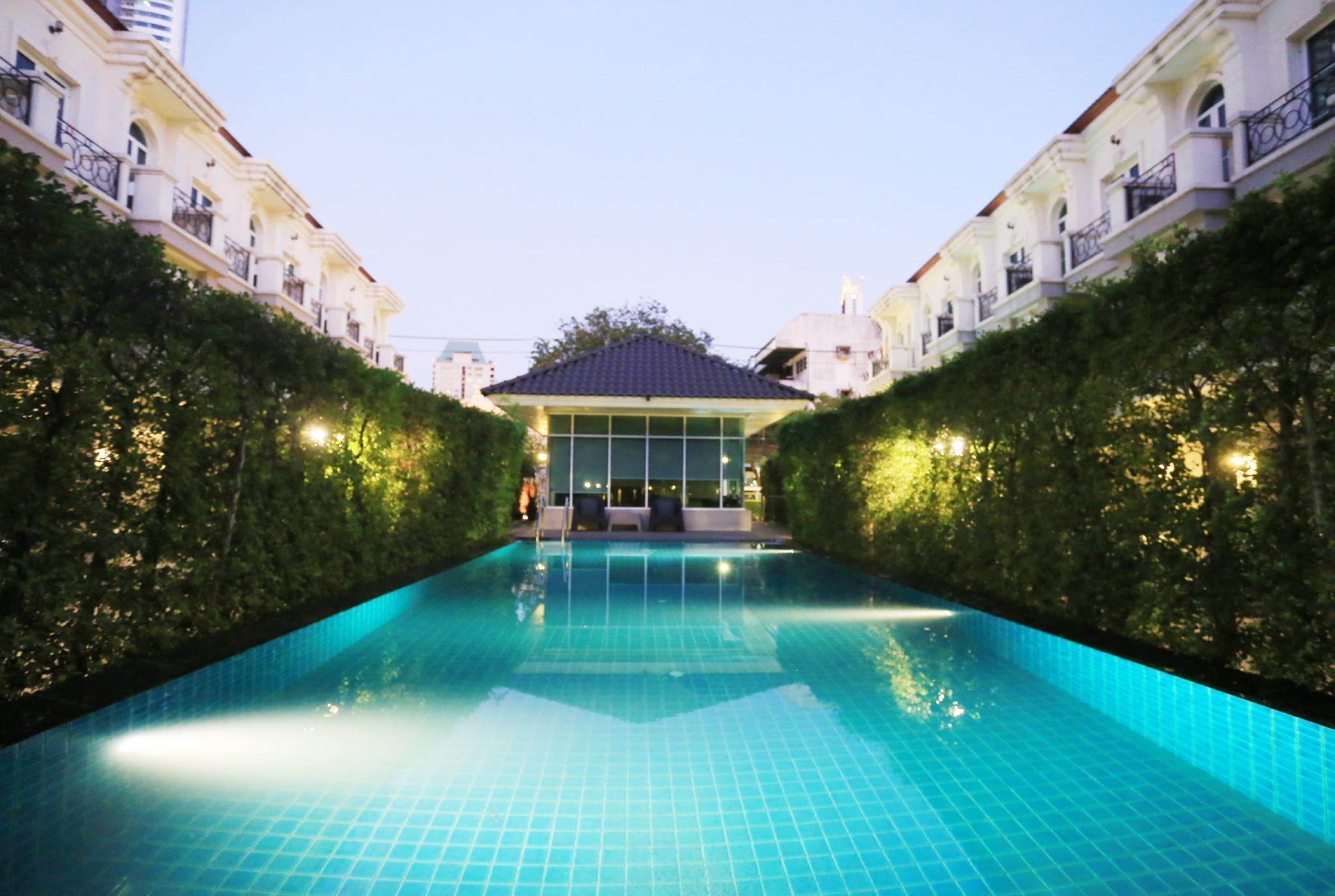 Lovely  Warm villa with swimming pool(HOME B) วิลลา 3 ห้องนอน 3 ห้องน้ำส่วนตัว ขนาด 280 ตร.ม. – สุขุมวิท