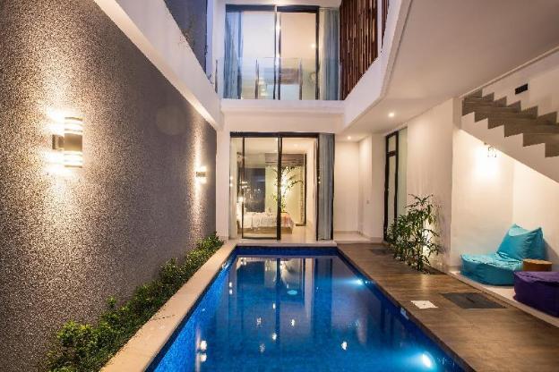 Berawa Bali Beach Villas by The Kunci
