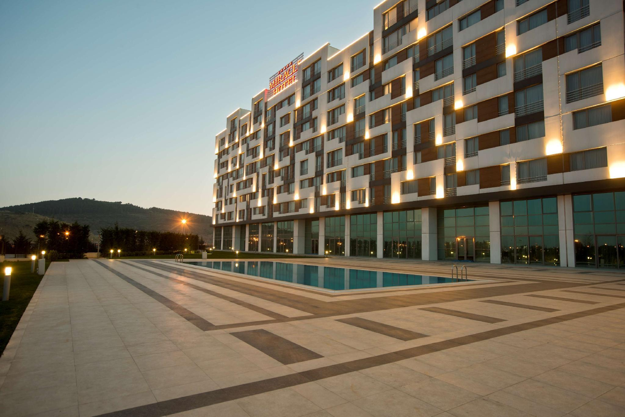 Miracle Istanbul Airport Hotel And Spa