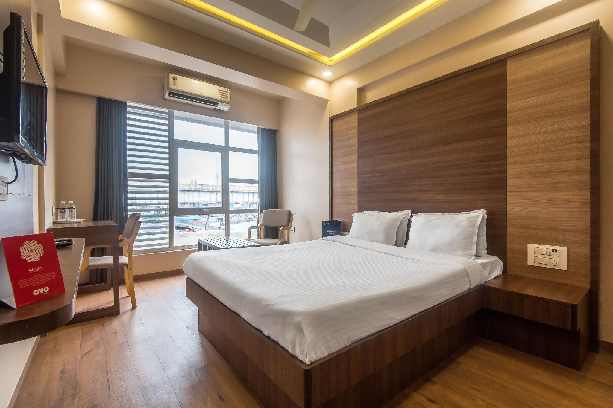 Capital O 9644 Hotel Mahadev Residency