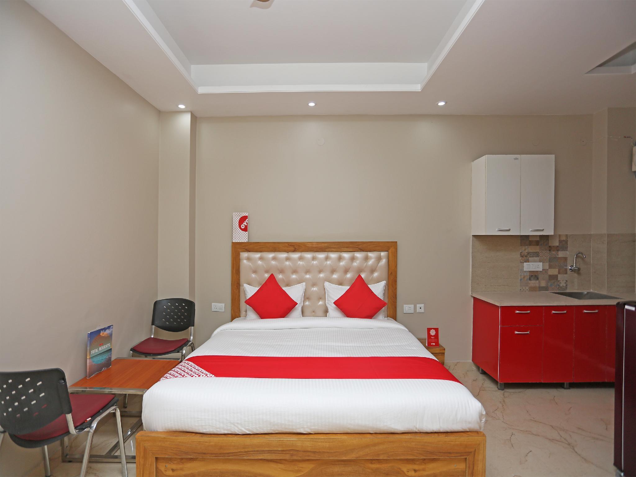 OYO 24626 Palm Garden Suites