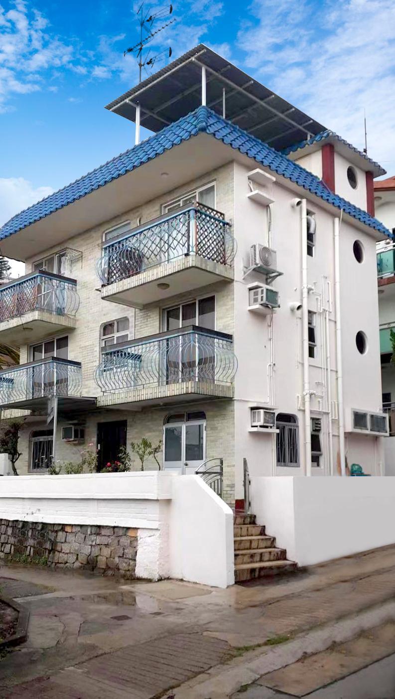 The Cove Hostel   Tong Fuk Octopus