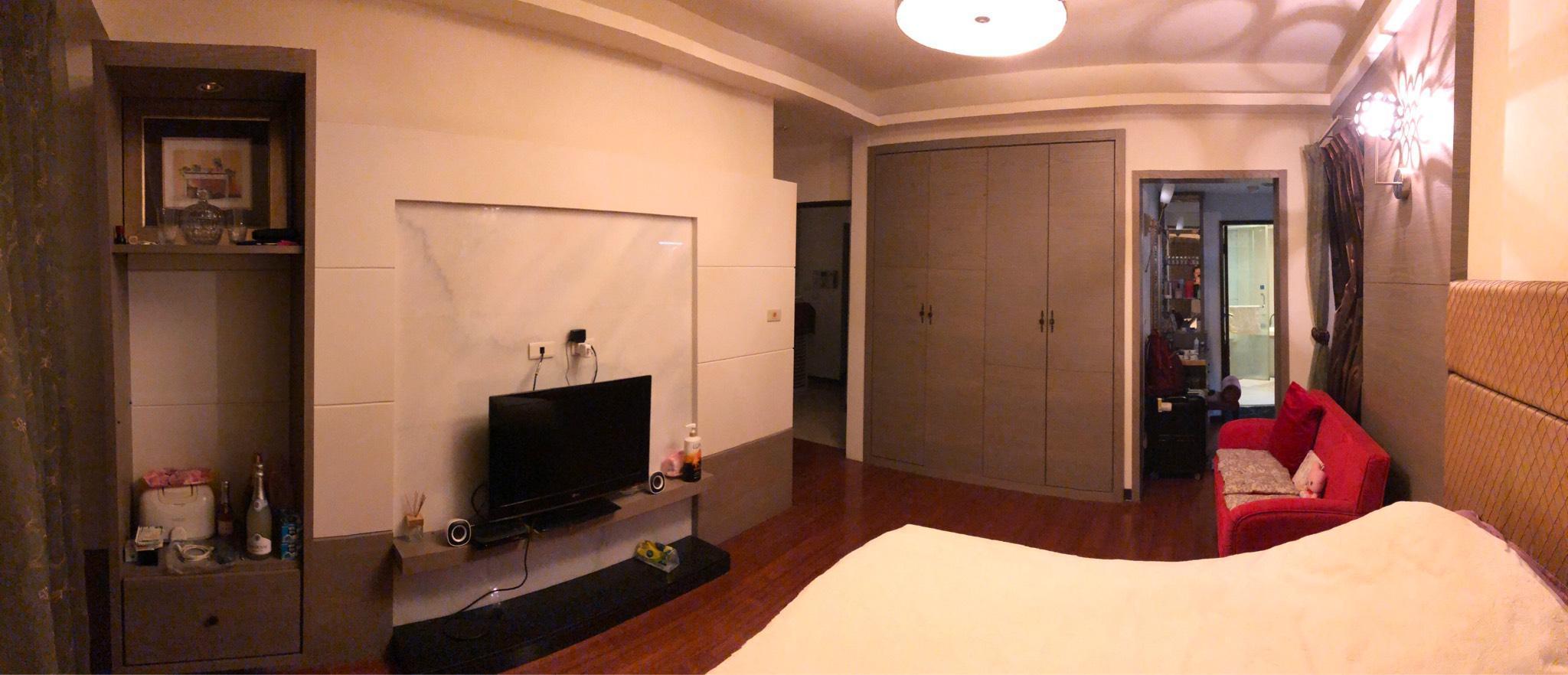 Hanmin Luxury City Centre Parkview Whole Apartment