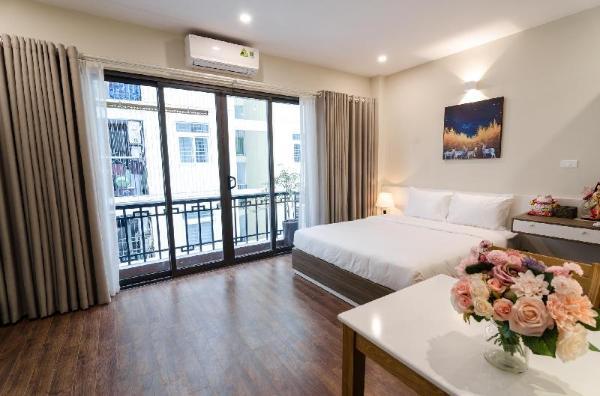 Fukurai Boutique Apartments Ha Noi Hanoi