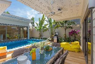 Brand-new Villa Limoncello with beachclub วิลลา 3 ห้องนอน 3 ห้องน้ำส่วนตัว ขนาด 250 ตร.ม. – บางปอ
