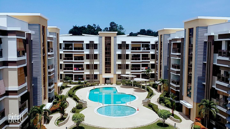 Brunei Condominium. Sleeps 8. Affordable.