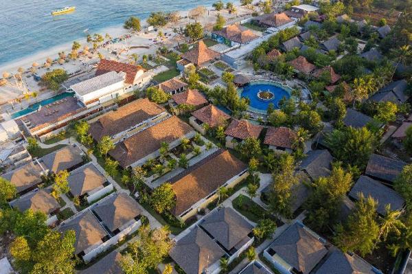Ergon Pandawa Beach Hotels & Resort Lombok