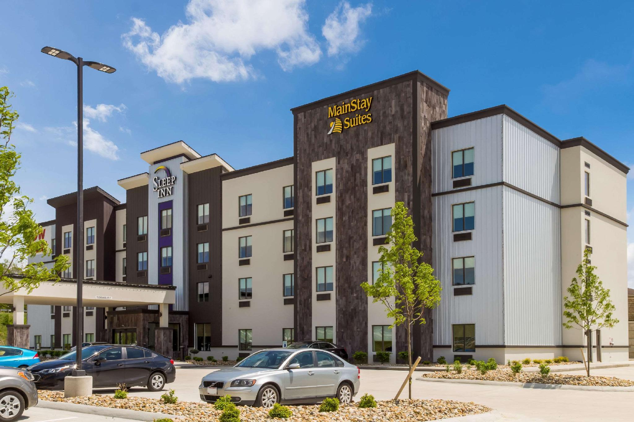 MainStay Suites Logan Ohio Hocking Hills