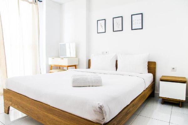 Exclusive 1BR Casa De Parco Apartment By Travelio Tangerang