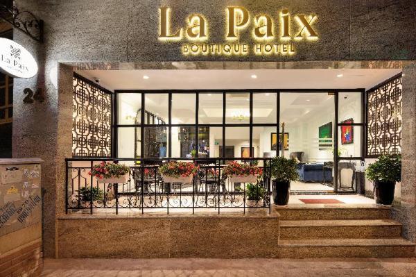 La Paix Hanoi Hotel Hanoi
