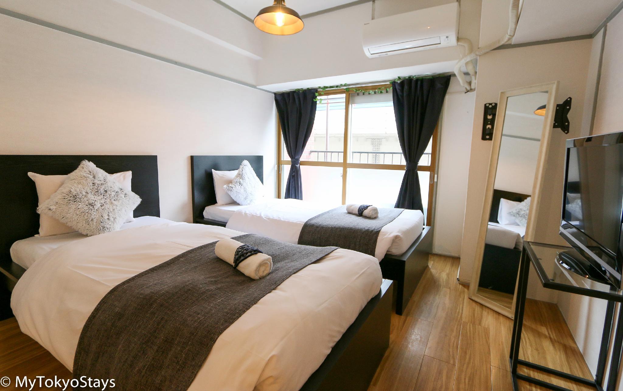 Sangenjaya Cozy Apartment TSG6 403
