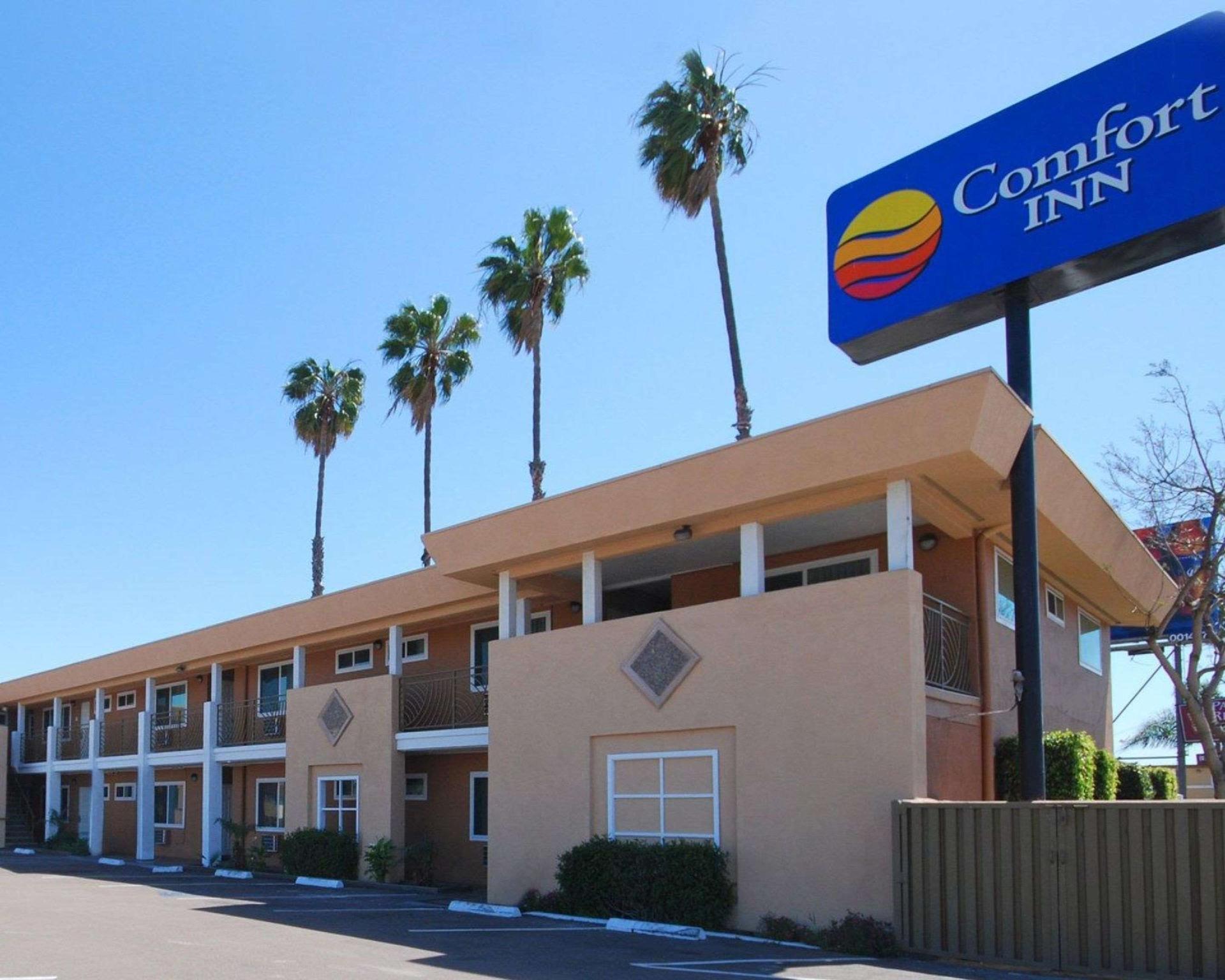 Comfort Inn San Diego At The Harbor San Diego