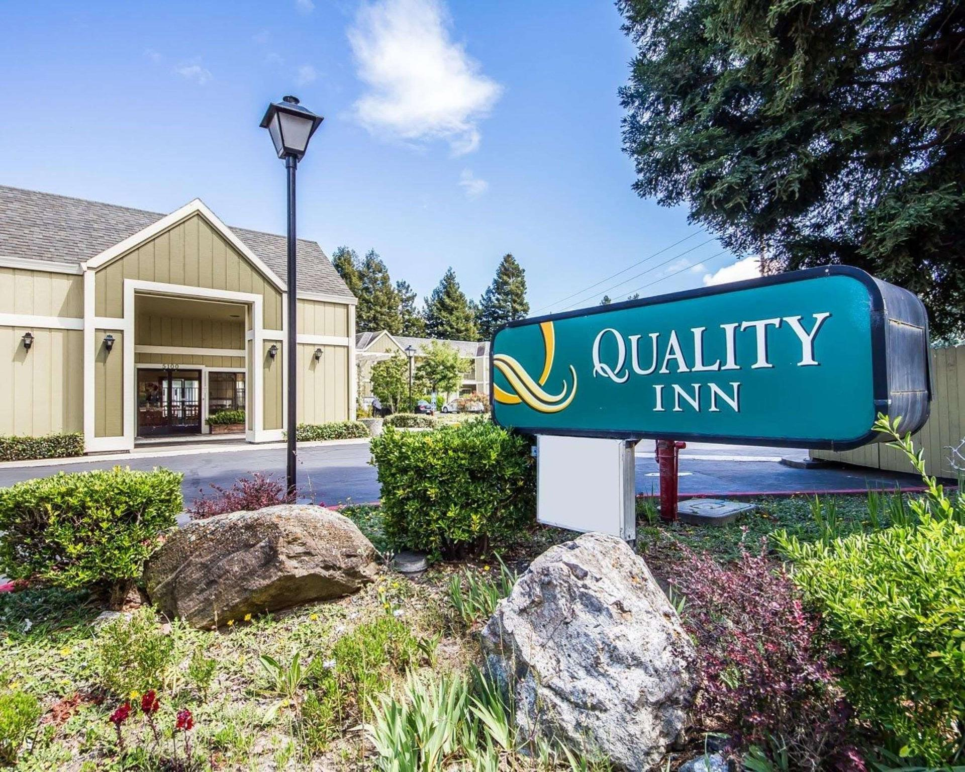 Quality Inn Petaluma   Sonoma