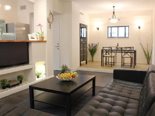 Zamenhoff-Dizengoff Apartments Tel Aviv