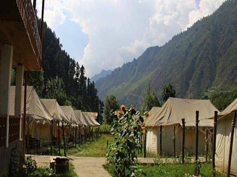 Wilderness Camps Hotel