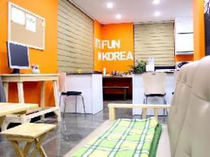 Hoegi CMS Inn Seoul Hostel