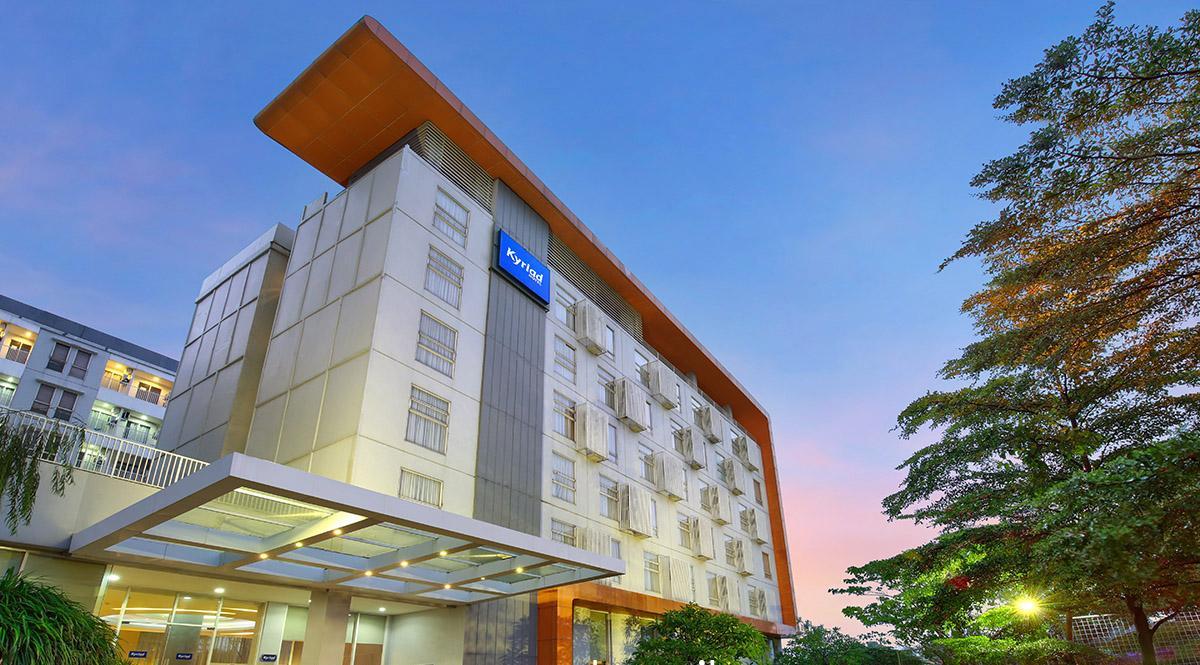 Kyriad Hotel Airport Jakarta 4