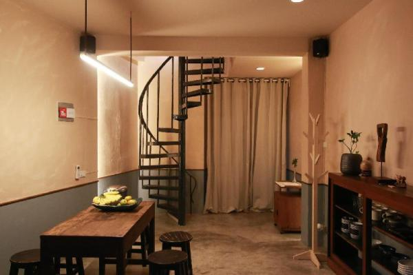 TAI stay. Stylist entire place to stay in downtown Chiang Rai