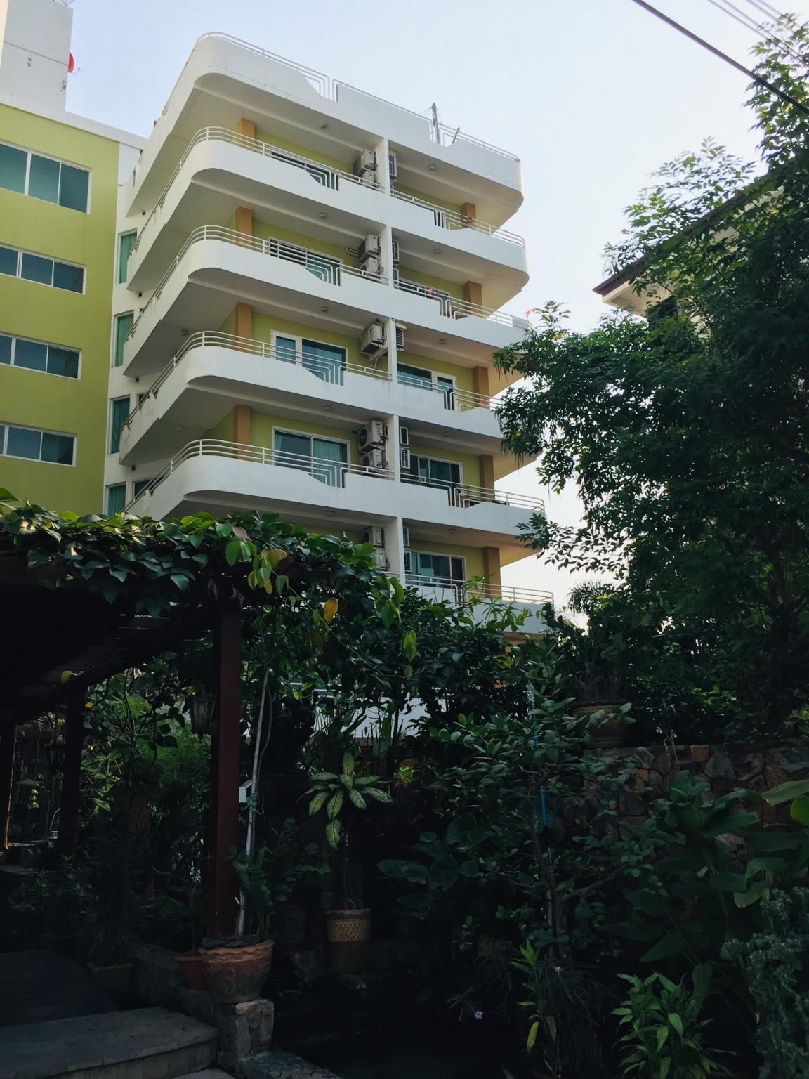 Jada Beach Residence อพาร์ตเมนต์ 1 ห้องนอน 1 ห้องน้ำส่วนตัว ขนาด 75 ตร.ม. – เทพประสิทธิ์