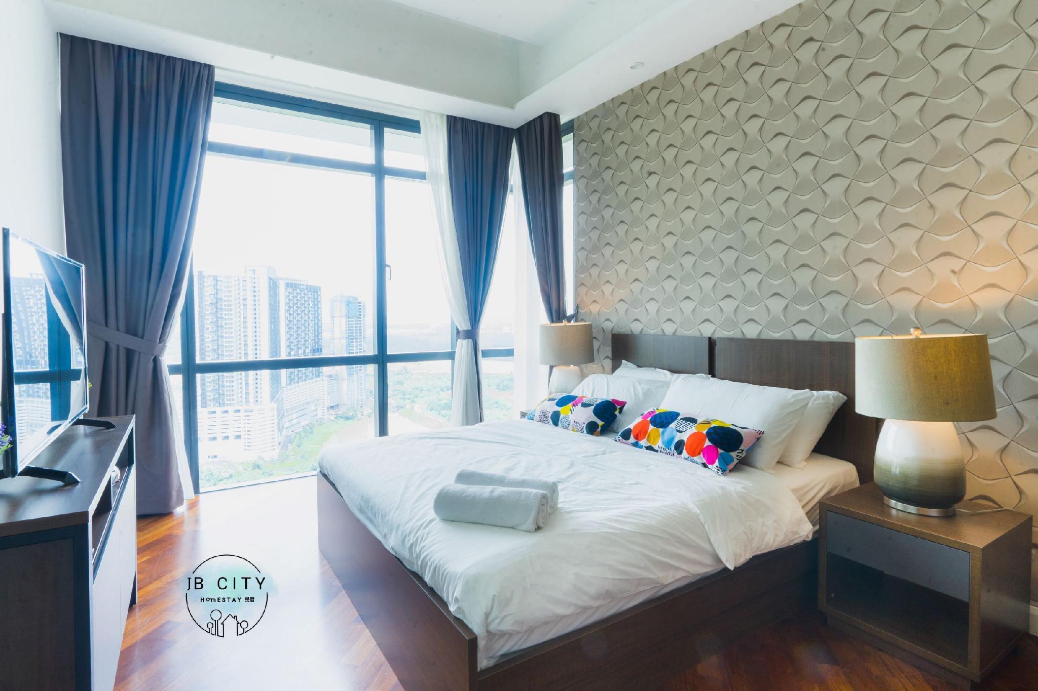 Grand Medini  6Pax  C20 @ JB City Home