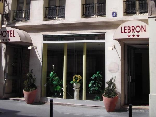 Hotel Lebron Paris