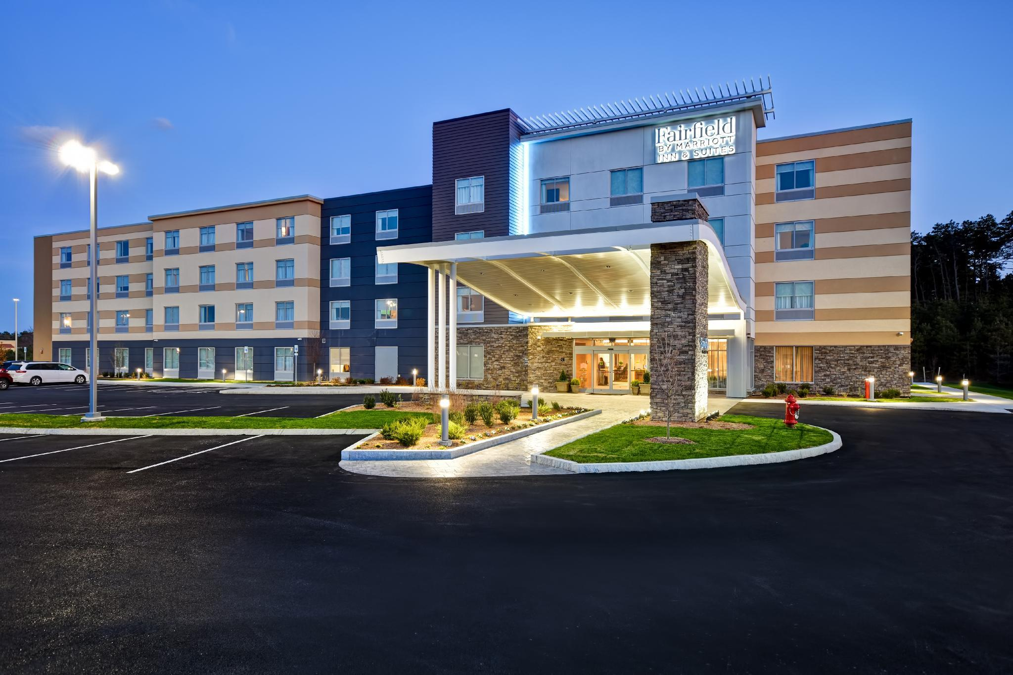Fairfield Inn And Suites By Marriott Plymouth