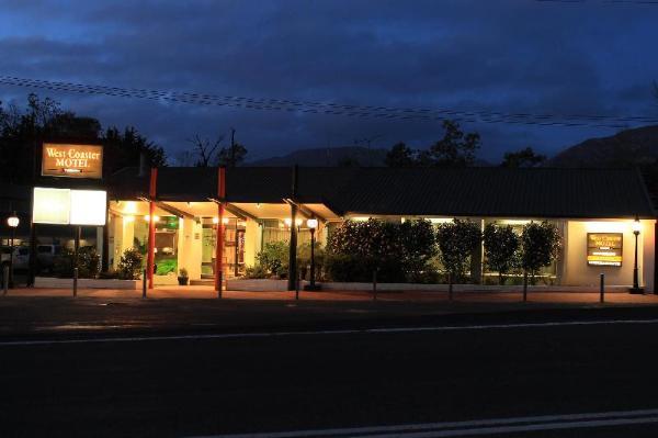 West Coaster Motel Queenstown